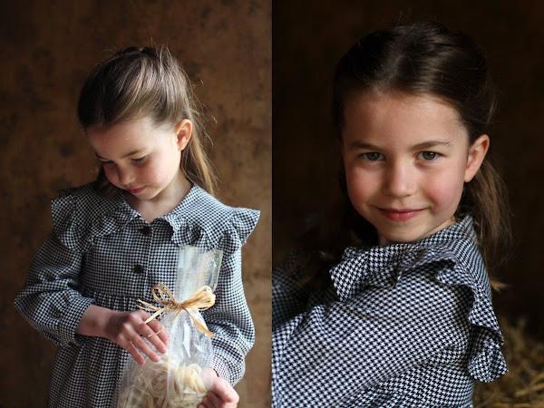 5 urodziny księżniczki Charlotte - nowe zdjęcia!