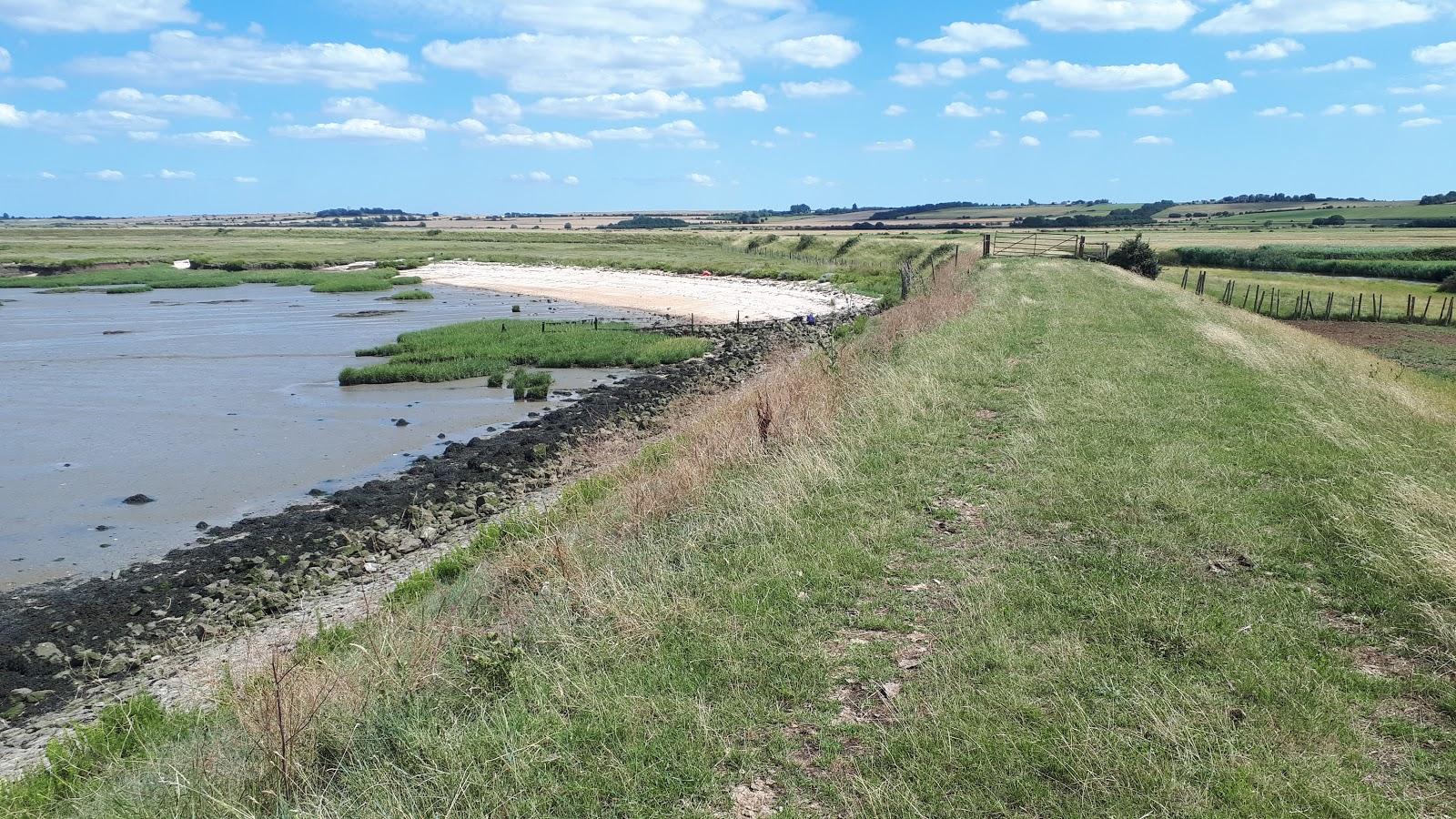 Cycle Geography Thames Estuary Hoo Peninsula