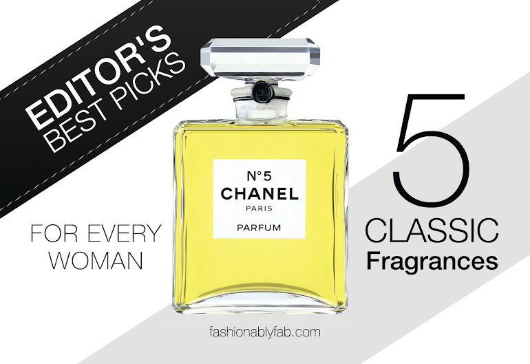 Best Women's Perfumes and Fragrances
