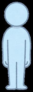 体内の水分量のイラスト1