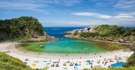 Kepulauan Izu, Objek Wisata Populer di Jepang
