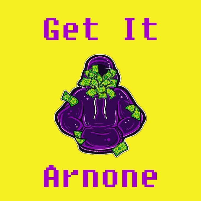 """Arnone releases """"Get It"""" Discover it Now!"""