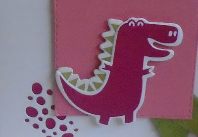 Craftyduckydoodah, Dino Days, Dino Dies, Kids cards, Susan Simpson UK Independent Stampin' Up! Demonstrator, Supplies available 24/7 from my online store,