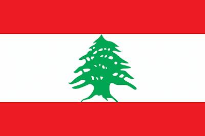 Bendera Lebanon