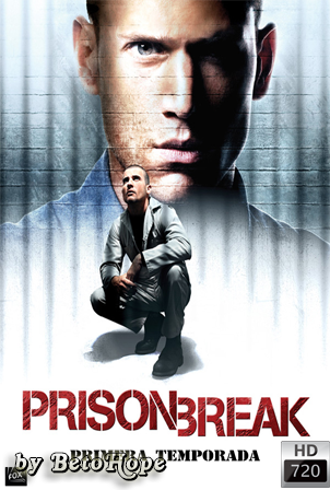 Prison Break Temporada 1 [720p] [Latino-Ingles] [MEGA]
