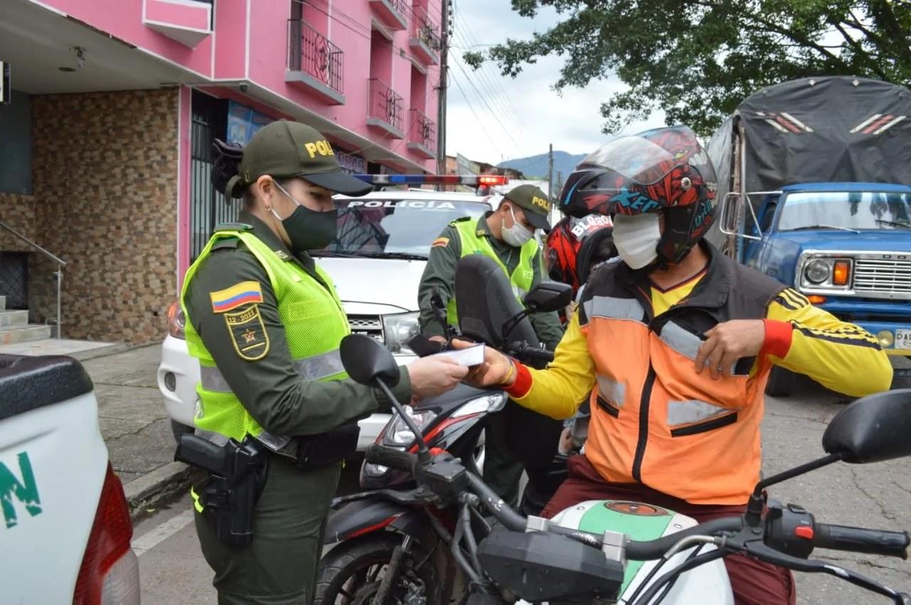 El alcalde Felipe Harman Ortiz. anunció en las últimas horas que aumentarán los controles a motociclistas