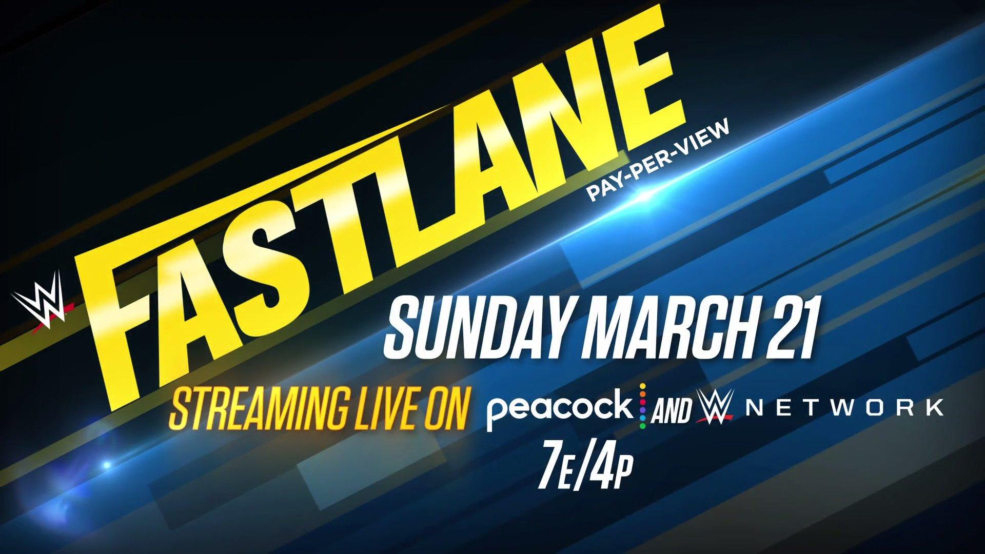 Grande luta por título pode estar sendo planejada para o WWE Fastlane