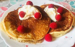 Pancakes Extra Esponjosas