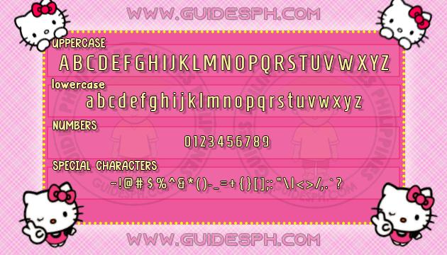 Mobile Font: Homenaje Font TTF, ITZ, and APK Format