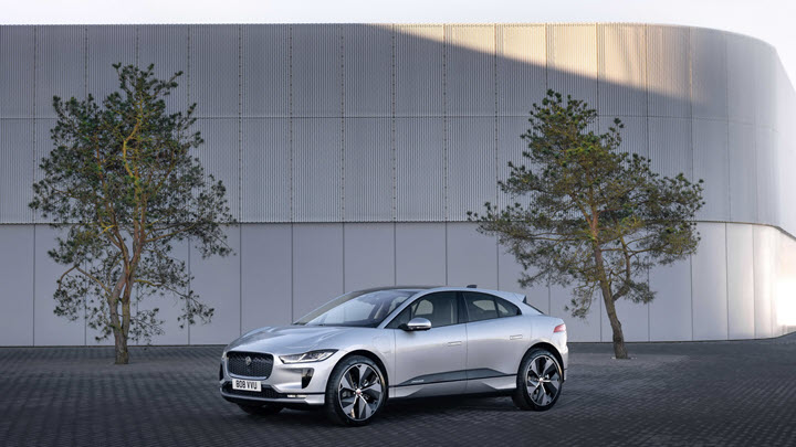 Ra mắt Jaguar I-Pace 2020: Nâng cấp nhỏ giọt nhưng đủ dùng