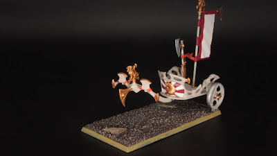 White Lion Chariot (WIP)