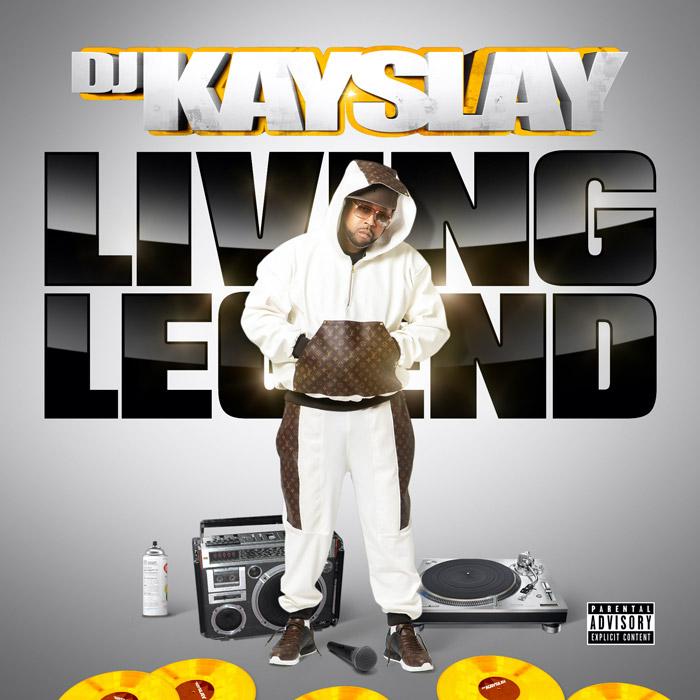 dj kay slay living legend