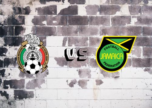 México vs Jamaica  Resumen