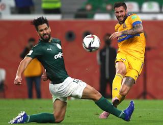 Football-Andre-Pierre- Gignac- Tigres' hero -again- as- Mexicans- reach- Club- World- Cup -final
