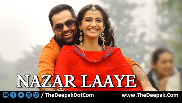 NAZAR LAAYE, Hindi song sung by Neeti Mohan, Rashid Ali from the movie RAANJHANAA Abhay Deol, Sonam Kapoor