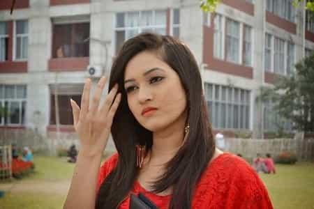 BD Model Naznin Akter Happy Bangladeshi Film Actress Biography with Movie Photos