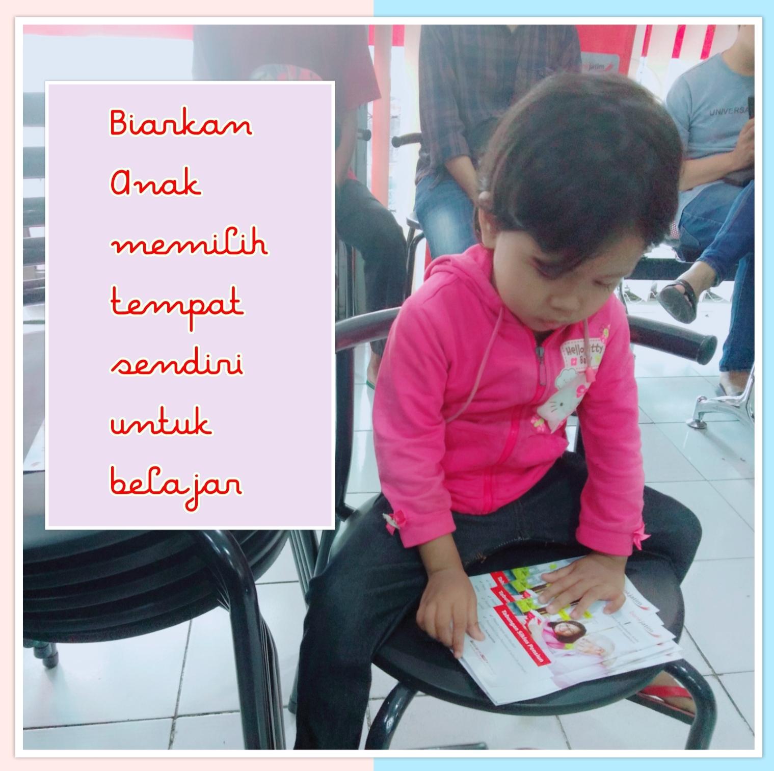Stimulasi, anak, belajar menulis