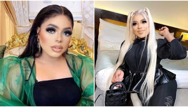 Two fans are going home with 100k each as i show off my new butt– Bobrisky Vows