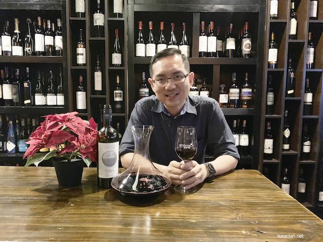 Ambrosia Wines & Tapas Bar @ Taman Danau Desa