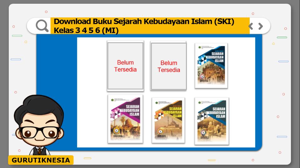 download gratis buku pdf ski sejarah kebudayaan islam untuk mi