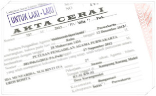 Akta Cerai Palsu, Apakah Jatuh Talak?