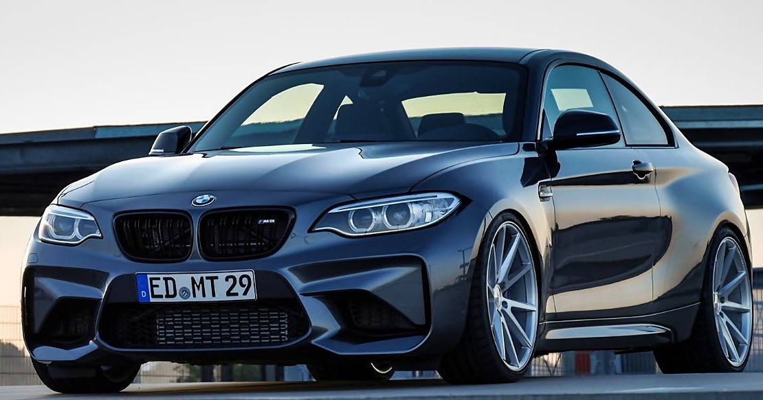 Bmw M2 With 20 Inch Rims Type Vossen Vfs 1 Bmw Redesign
