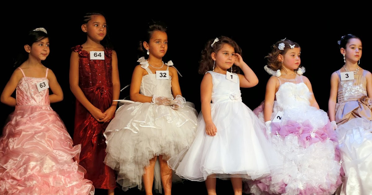 Child beauty pageant crown