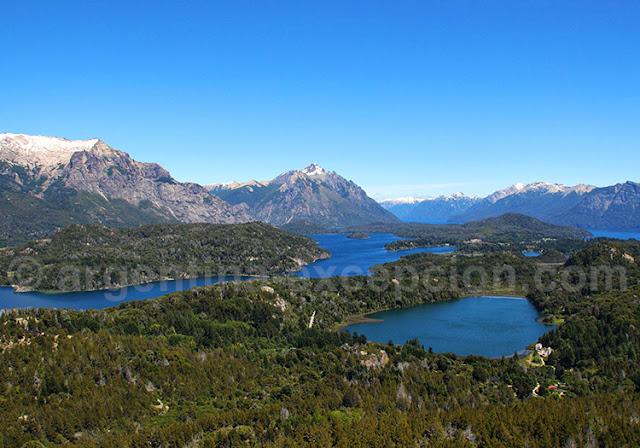 best places to visit in argentina seven lakes