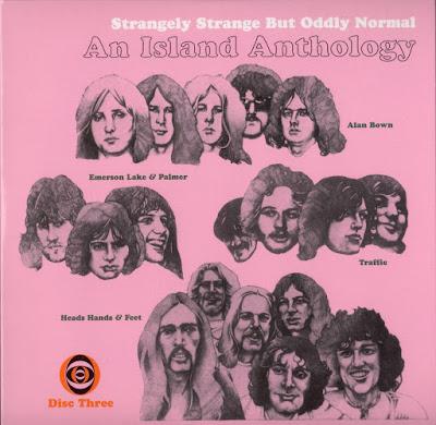 Strangly Strange But Oddly Normal (Island Anthology) 1967-72 (3 CD Box Set)