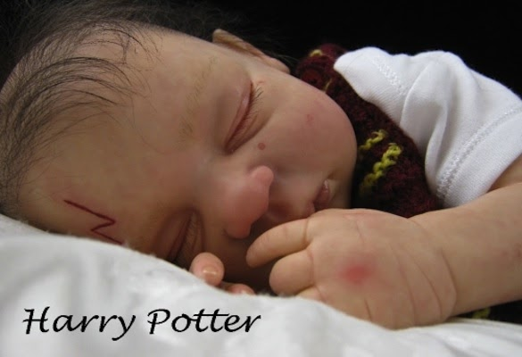 Wit Amp Whimzy Reborn Nursery News Harry Potter Reborn
