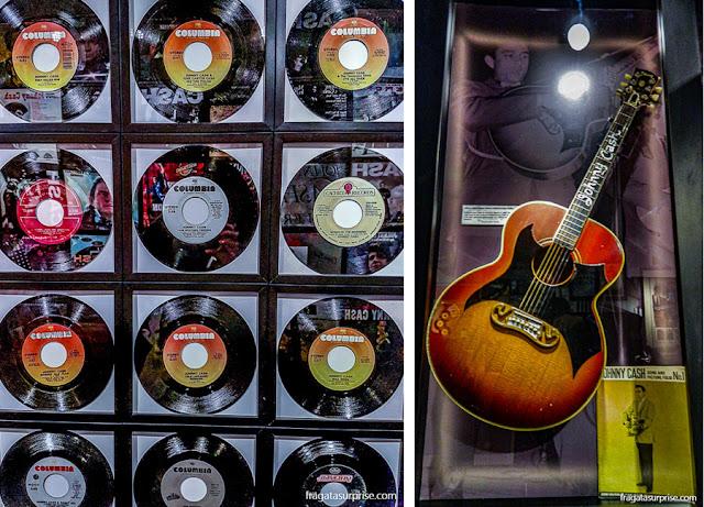 Museu Johnny Cash em Nashville, EUA