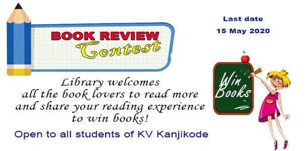 Book Review Contest