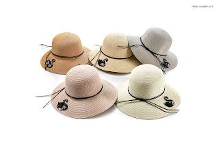 Cappelli di paglia da donna