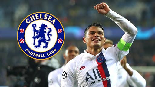 Thiago Silva akan dikontrak Chelsea selama 1 tahun