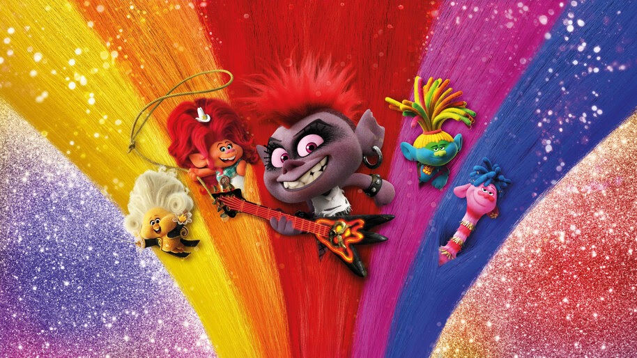 Trolls World Tour, Barb, Poster, Movie, Characters, 8K, #7.1574