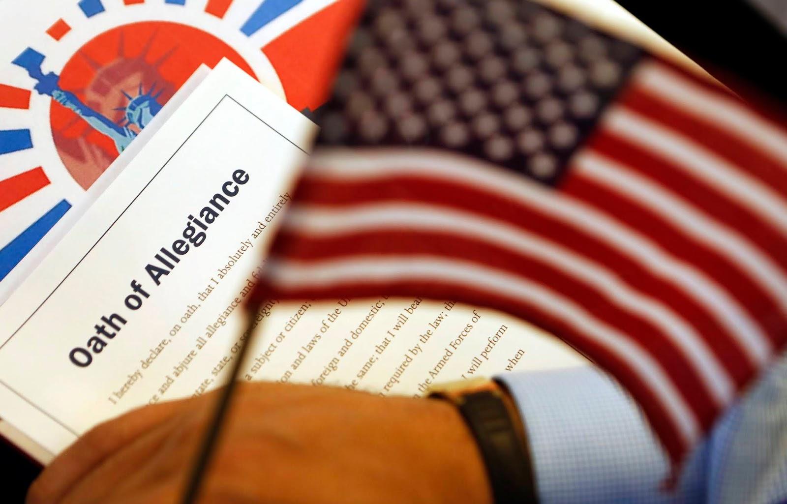 اختبار الجنسية الامريكية الاسئلة التي ينبغي الاجابة عنها بنعم