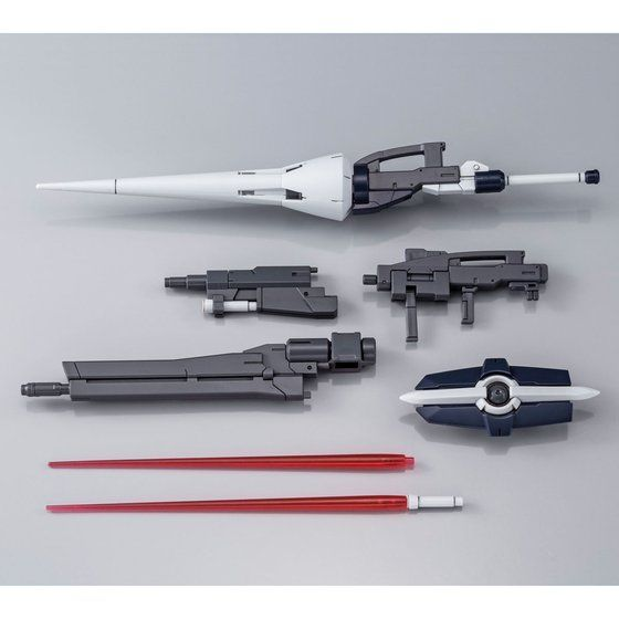 P-Bandai: HG 1/144 Advanced GN-X gn lance equipment