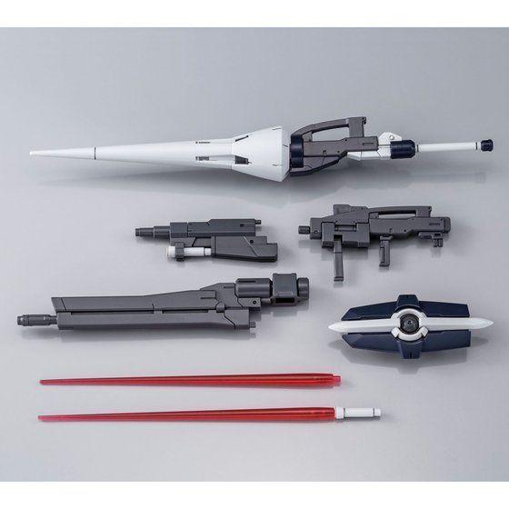 P-Bandai: HG 1/144 Advanced GN-X gn lance equipment