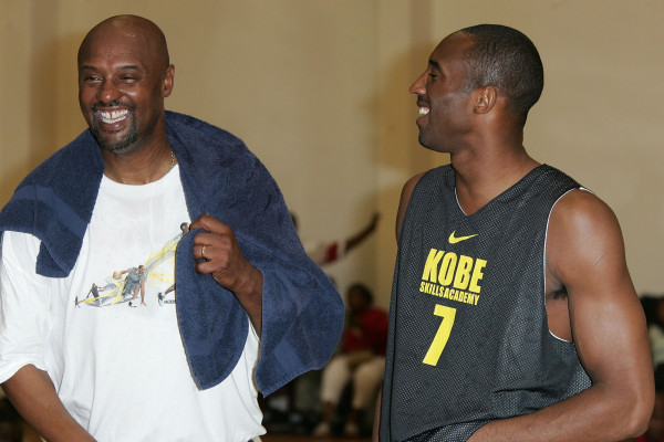 Kobe Bryant's dad seen for first time since crash