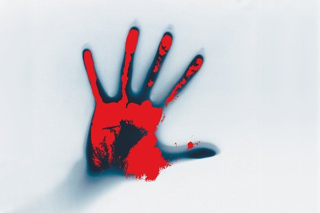 Write a letter to your friend describing A street accident