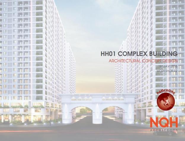 Chung cư Anland Complex Dương Nội