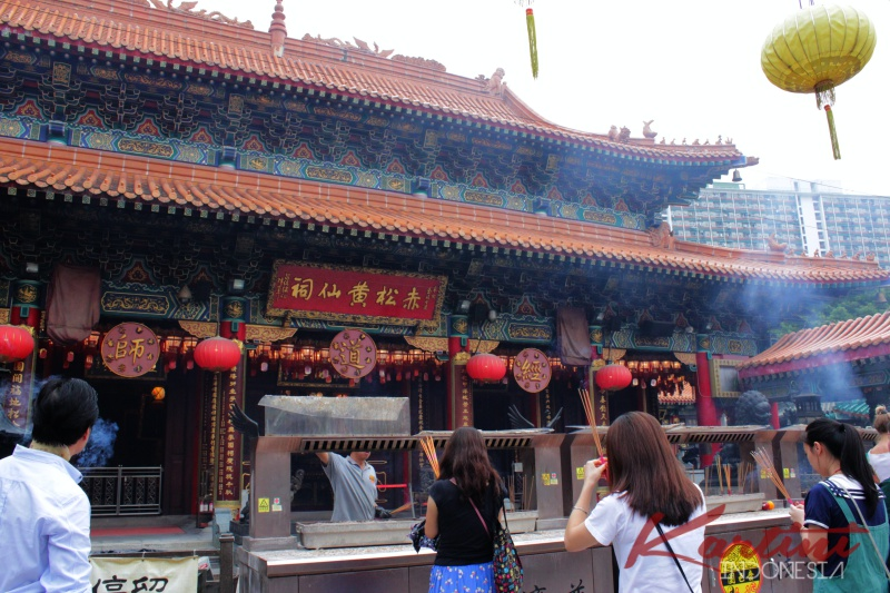 Wong Tai Sin Temple, Destinasi Wisata Bersejarah Kelas 1 di Hong Kong Yang Harus Kamu Kunjungi