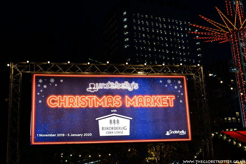 Underbelly Christmas Market
