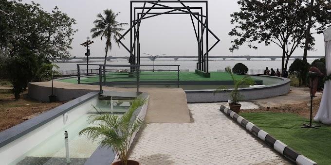 UNIVERSITY OF LAGOS LAGOON FRONT TAKES NEW LOOK