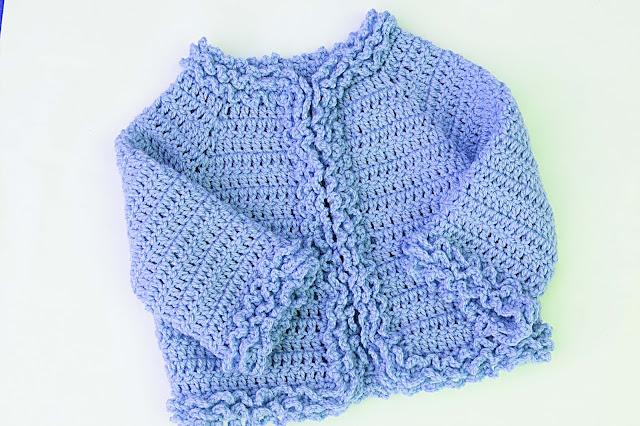 5 - Crochet Imagenes Chaqueta de invierno a crochet y ganchillo por Majovel Crochet