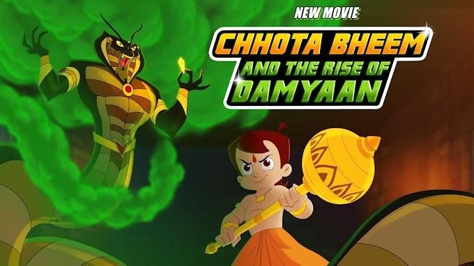Chhota Bheem And The Rise of Damyaan Movie Hindi Download (720p HD)