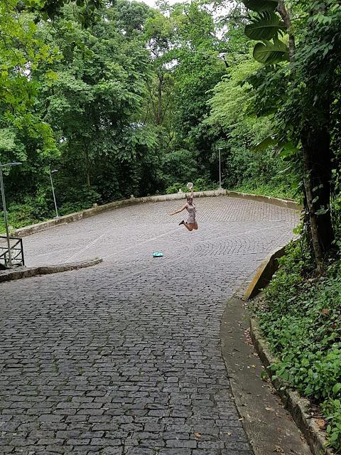 Trilha convento da Penha Vila Velha