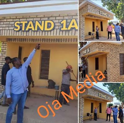 New Bus stops In enugu