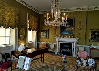 Nº1 Royal Crescent, The Withdrawing Room.
