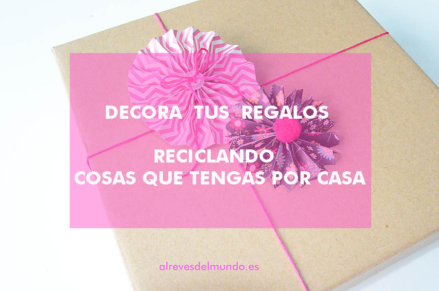como decorar regalos